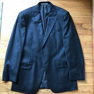 Hickey Freeman suit 40R